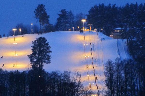 stoki narciarskie mazury góra 4 wiatrów g4w