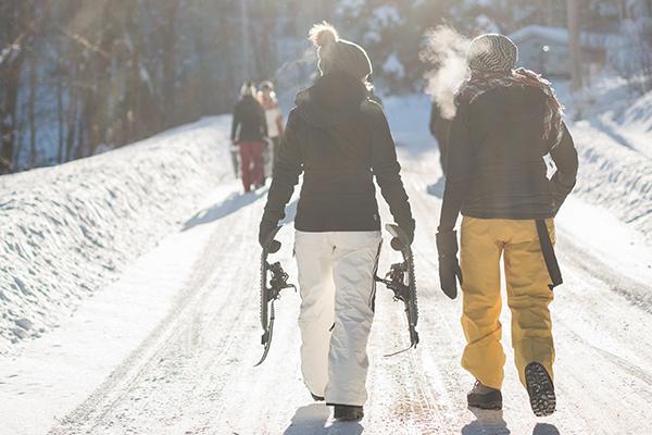 Zimowe atrakcje na Mazurach