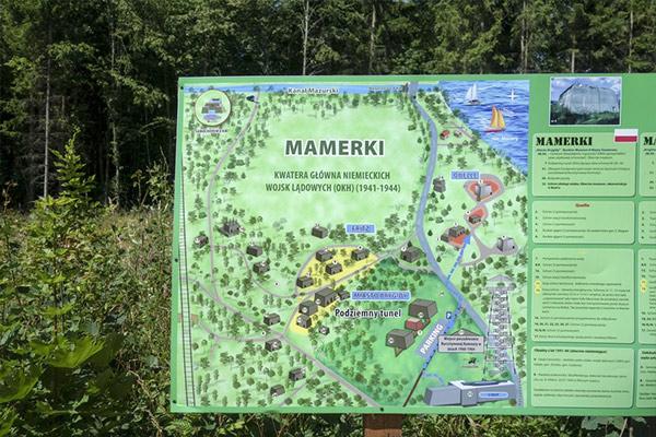 Mamerki Mazury